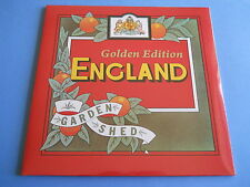 ENGLAND - GARDEN SHED - GOLDEN EDITION 2 LP SEALED