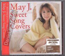 May J Sweet Song Covers (2016) Japan / CD & DVD TAIWAN