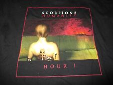 "2007 SCORPIONS ""Hour I Humanity"" World Concert Tour (LG) T-Shirt"