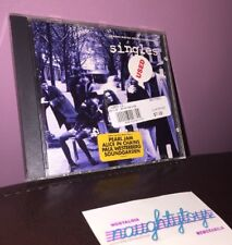 Various Artists : Singles: Soundtrack CD Soundgarden Pearl Jam Chris Cornell ++