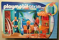 Playmobil City Life Surf Shop Set 5641 Play Box Brand New and Sealed