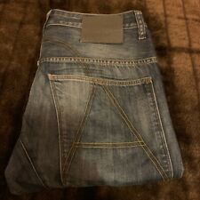 G Star Raw A crotch Denim Jeans Size W30 L32
