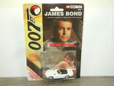 Toyota 2000GT James Bond 007 You Only Live Twice - Corgi 99654 in Box *43800