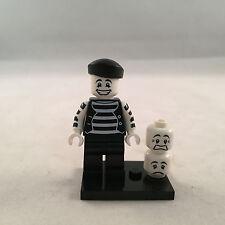 Lego Mini Figure Series 2 Mime 8684