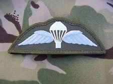 Parachute Regiment/Airborne Combat Jacket/Shirt Para Wings Hook+Loop Patch/Badge