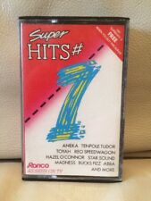 Super Hits #1 - RARE 1981 Tape - Rock & Roll Pop Rock Disco New Wave Synth-Pop