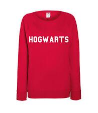 Harry Potter - Hogwarts - Ladies Sweatshirt - 100% Cotton