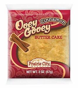 PRAIRIE CITY BAKERY OOEY GOOEY Cinnamon Butter Cake (10-Pack)