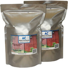 10 Pounds - Manganese Sulfate Powder - 32% Mn