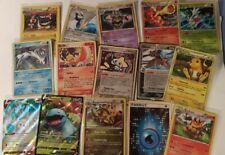 Lotto 100 carte pokemon vintage holo + charizard sleeves energy no psa 10 shiny