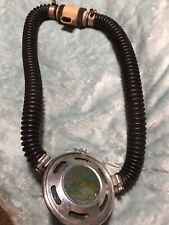 Vintage Healthways Scuba double hose regulator