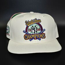 New York Yankees New Era 1996 MLB World Series Champions Snapback Cap Hat - NWT