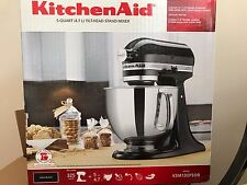 KitchenAid KSM150PSOB 325W Stand Mixer, mixer new but cheaper than actual price