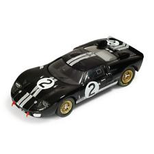 FORD MK II N.2 WINNER LE MANS 1966 B.MC LAREN-C.AMON 1:43 Ixo Model Die Cast