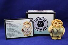 Harmony Kingdom Figurine Ball Pot Bellys Life Saver Pbpdo 2001 W/Box