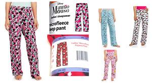 Disney Minnie Mickey Mouse Olaf Hello Kitty Pooh Femmes Jack Pantalon Pyjama