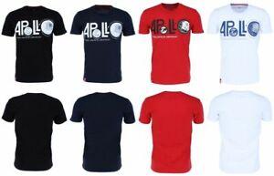 Alpha Industries Herren T-Shirts Apollo 50 T