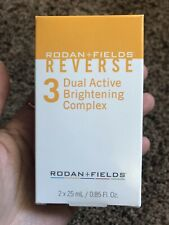 New in Box Rodan + and Fields REVERSE Step 3 Dual Active Brightening Complex!!