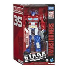 Transformers Siege WFC-S65 Classic Animation Voyager Optimus Prime