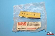 NEW OEM Yamaha Back Rest RoyalStar Emblem XVZ13 NOS