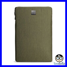 ACME MADE Montgomery Street Lightweight Sleeve, Apple MacBookPro 15 inch, Olive