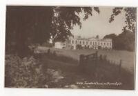 Tawstock Court Barnstaple Devon Vintage RP Postcard 898b