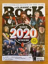 CLASSIC ROCK Jan 2021 BEST Of 2020 YEAR In RCOK Top 50 Albums UFO Midnight Oil