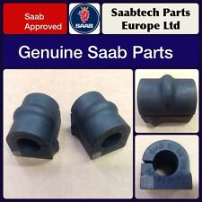 Genuine Saab 9-5 front Suspension anti roll bar D Bushes X 2 19 mm 5059795