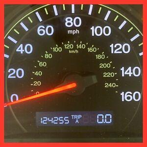 ✅ 2003-2005 Honda Accord A/T V6 3.0L 124K Instrument Gauge Cluster 03 04 05