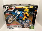 Tyco Mattel RC X-Treme Cycle Jeremy McGrath Motorcross Motorcycle Dirt Bike 1999