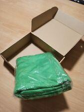 Grünes Hintergrundtuch für ChromaKey-Effekte (Greenscreen)