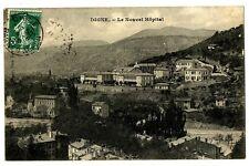 CPA 04 Alpes de Haute-Provence Digne-les-Bains Nouvel Hôpital