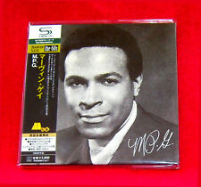 Marvin Gaye M.P.G. SHM MINI LP CD JAPAN UICY-94032