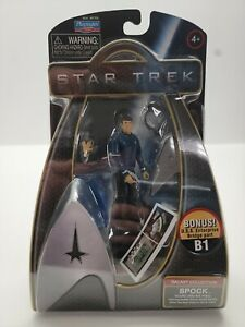 Star Trek Playmates Galaxy Collection Spock Action Figure 2009