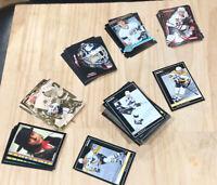 Lot 100 1991-92 Pinnacle series NHL Hockey Cards..