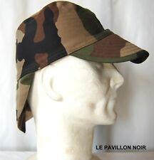 Casquette Bigeard Camouflage Centre Europe CE Armée Française Tailles 53 à 61