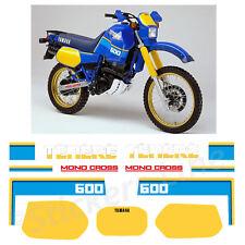 kit adesivi carena Tenerè XT600Z stickers compatibili tenere xt600 z 1VJ 1986