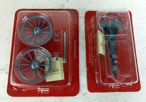 Del Prado Collection Napoleonic Wheels & Carriage for British 6 Pounder Cannon