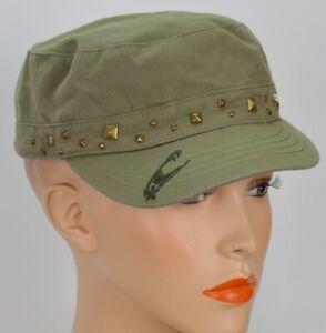O`Neill Cuban Cap Basecap Mütze Kappe Beanie Herren Damen military grün Army M/L