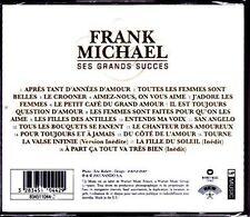 FRANK MICHAEL - SES GRANDS SUCCES NEW CD