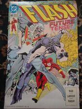 Flash Future Tense! DC #66 Comic 1992 Book Magazine Vintage