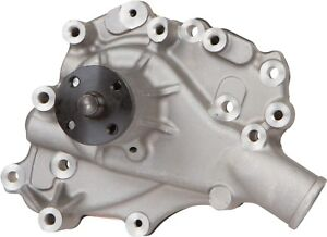 Small Block Ford 289 302 351W Mechanical Water Pump, High Flow, Clockwise