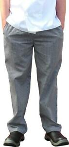 EPIC Traditional Check Chef Pants