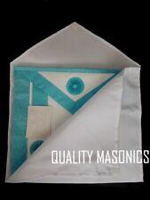Masonic Regalia- Masonic Apron Cover for Mm/Wm Provincial and Grand Rank aprons