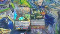 Cardfight!! Vanguard Tachikaze Deck