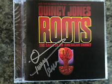 Quincy Jones Roots the Saga of an American Family with signed booklet