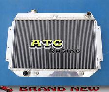 56mm 3 Core Aluminum Radiator for HOLDEN KINGSWOOD/TORANA HQ HJ HX HZ V8