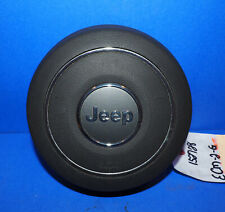 2011-2017 Jeep Compass Patriot Driver Steering Wheel Air Bag W/90 Day Warranty