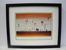 """Xavier Cugat """"Circus"""" Lithograph Framed"""