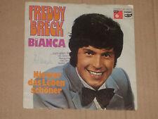 """FREDDY BRECK -Bianca- 7"""" 45"""